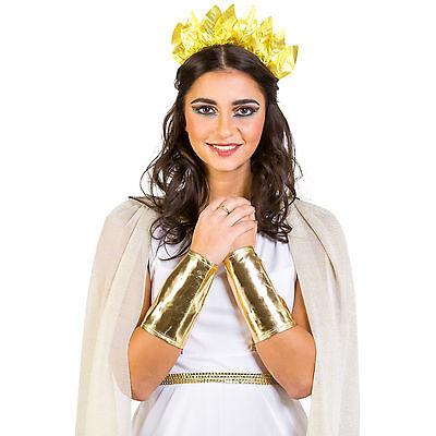 Frauenkostüm Griechin Karneval Fasching Kostüm Römerin Römer Kleid Antike Göttin