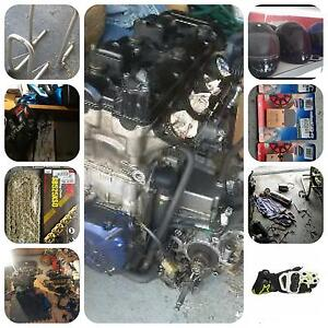 PIECES PARTS SUZUKI GSX-R 2000 2001 2002 2003