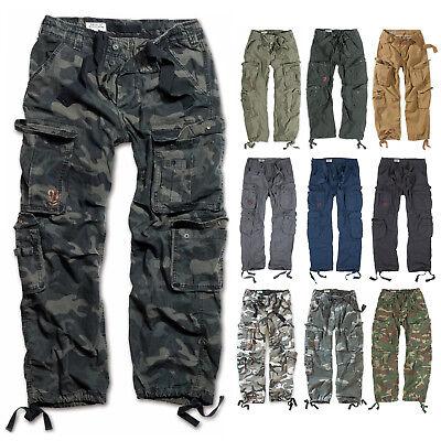 Surplus Raw Vintage Cargo Trousers Royal Traveler Trousers Cargo Trousers Army