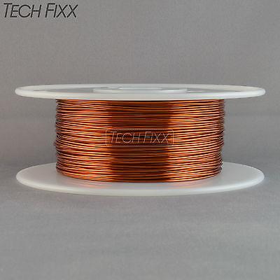 Magnet Wire 18 Gauge Awg Enameled Copper 400 Feet Generator Coil Winding 200c