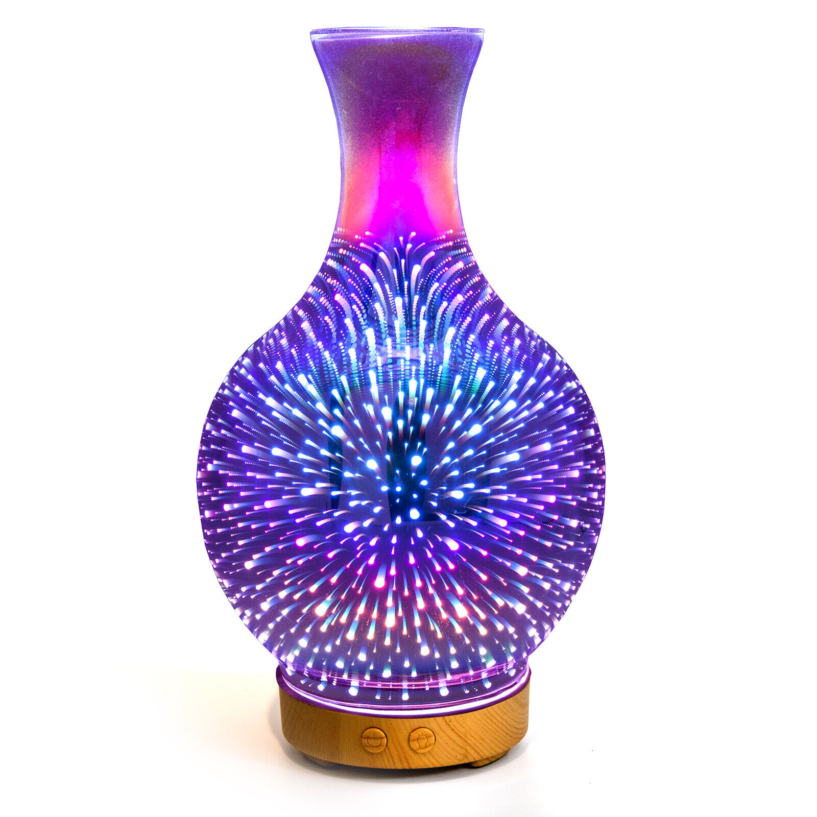 3D Aromatherapy Essential Oil Diffuser Ultrasonic Aroma Humi