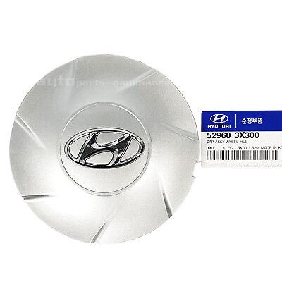 "529603X300 17"" Wheel Center Hub Cap Cover Silver 1PCS For ELANTRA 2011-2013"
