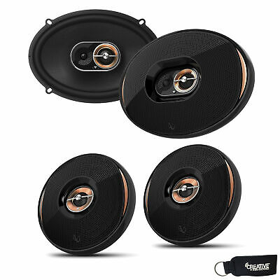 "Infinity KAPPA-62IX 6.5"" Speakers Infinity KAPPA-93IX 6x9"" Coaxial Speakers"