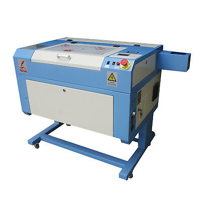 New 60w Laser Tube Co2 Usb Laser Engraving Cutting Machine With Rotary