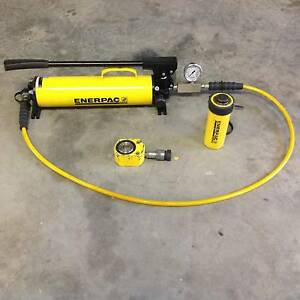 Enerpac Pump P80 with Rsm 200 and Rc154 Kelso Townsville Surrounds Preview