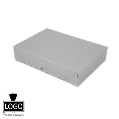 Pop-up Matt Finish Flat Pack Gift Boxes A4, A5 & A6 Sizes