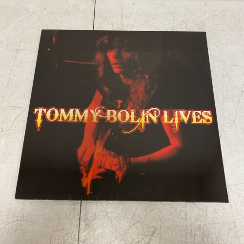 Tommy Bolin Lives Sealed LP Vinyl Record Store Day 2020 NEW SEALED