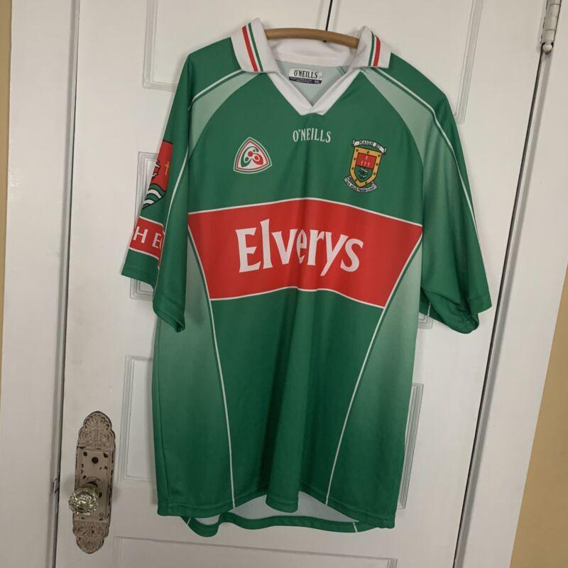 Ireland GAA International Gaelic Celtic Football Shirt Jersey ONeills XXL Maigh