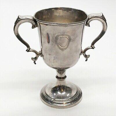 Vintage Sterling Silver Walter Rees Trophy Cup