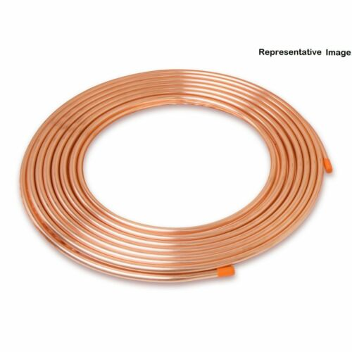 1/2 x 50ft Copper Refrigeration -HVAC Tubing, Coiled Lowest price on Ebay!!!