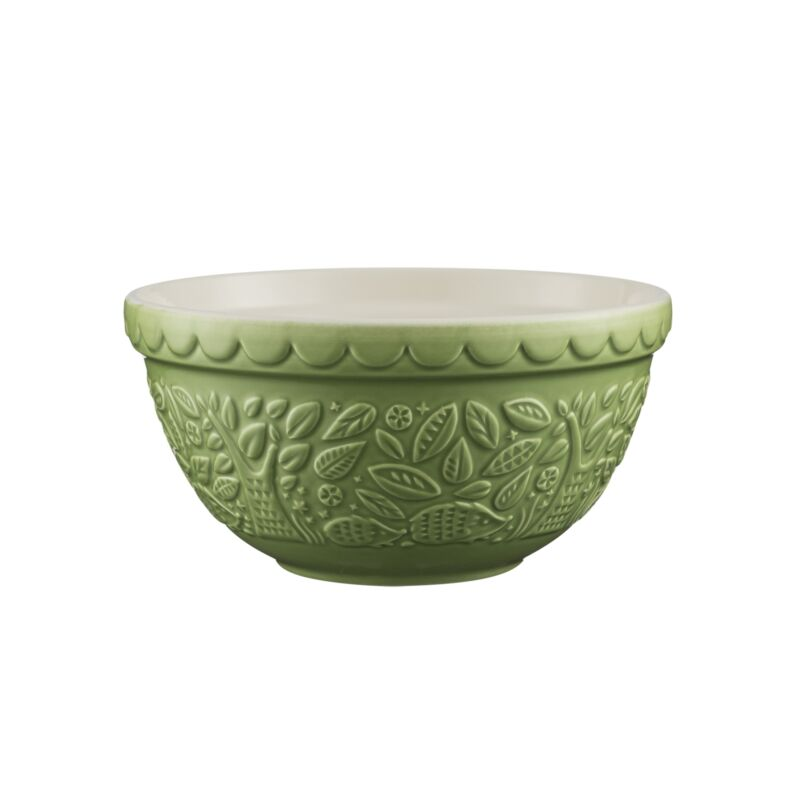 Mason Cash   In The Forest S30 Hedgehog Mixing Bowl - 1.25 Quart
