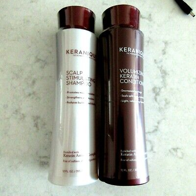 brand new Kernique  shampoo&  conditioner   12 oz   size  best for hair growth