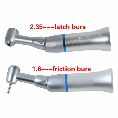 Usa Dental Low Speed Handpiece Push Contra Angle Fit Fg 1.60mm Raca 2.35mm