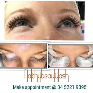 Special December !! Eyelash extension $59.99 Lutwyche Brisbane North East Preview