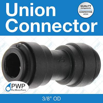 John Guest Union Connector - John Guest Union Connector 3/8