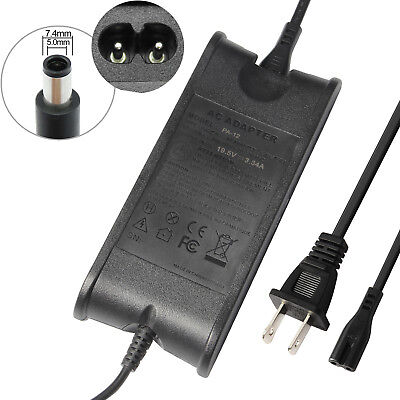 65W AC Adapter Charger for Dell Inspiron 15 3521 N5050 Latitude D400 Latitude Inspiron 65w Ac Adapter