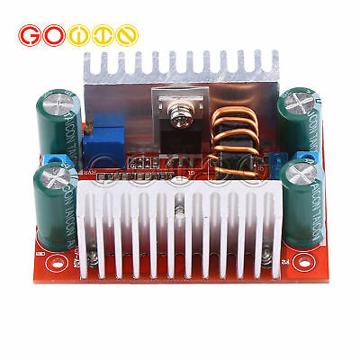 Dc-dc 400w 15a Step-up Boost Converter Power Supply Module Led Drive New L1st