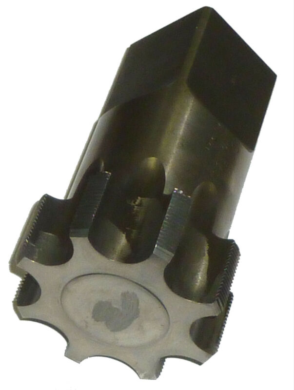 """CARD 2¾""""-18 NS CG TAP MADE IN USA"""