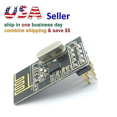 Nrf24l01 2.4ghz Antenna Wireless Transceiver Module For Arduino
