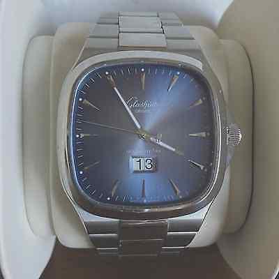 Glashutte Original Senator Wrist Watch for Men (Caliber 39 Automatic Movement)