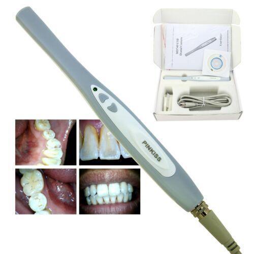 PINKISS MD740 Dental Intraoral Camera USB Digital Imaging System