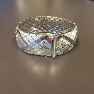 Vintage Sterling Silver Bracelet Toowoomba 4350 Toowoomba City Preview