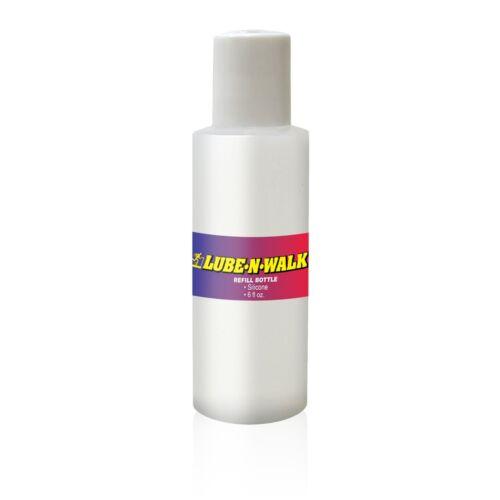 Lube-N-Walk 6 oz. 100% Silicone Refill Bottle
