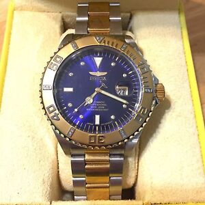 Invicta 0456 Pro Diver Collection Self-winding Mens watch