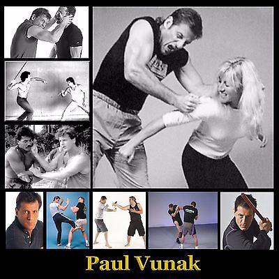 PFS Jeet Kune Do - Tactical Fighting with Paul Vunak (6 DVD Set)