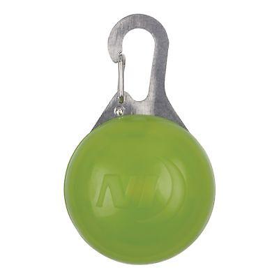 Nite Ize SpotLit LED Carabiner Light Lime Green w/White LED Mini Keychain - Lime Green Led