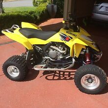 QUAD BIKE SUZUKI LTR450 Morley Bayswater Area Preview