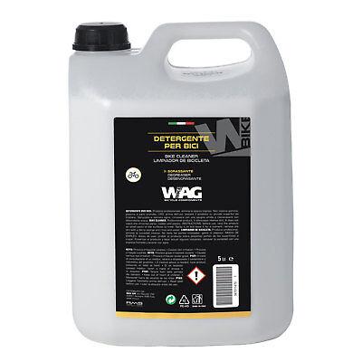 Detergente Desengrasante Profesional para Lavado de Bicicletas WAG 5 litros 6312