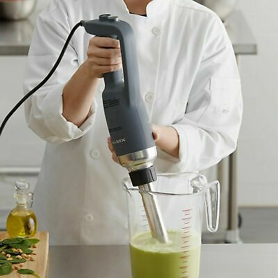 10 Variable Speed Medium Duty Immersion Blender 120v 500w Commercial Mix Food