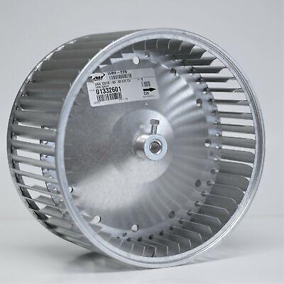 013326-01 Lau Dd10-6a Blower Wheel Squirrel Cage 10-58 X 6 X 12 Cw
