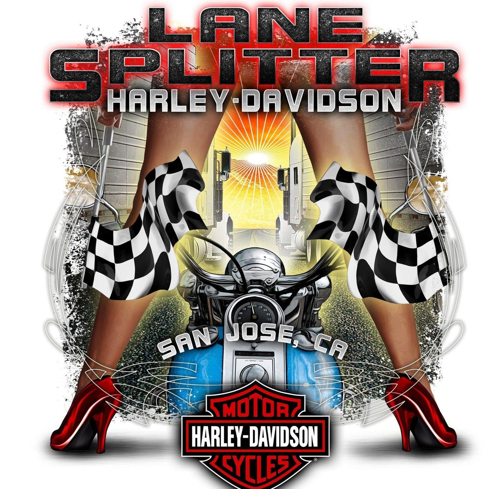 Lane Splitter Harley-Davidson
