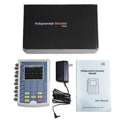 Contec Ms400 Ecg Simulator Multi-parameter Patient Simulator