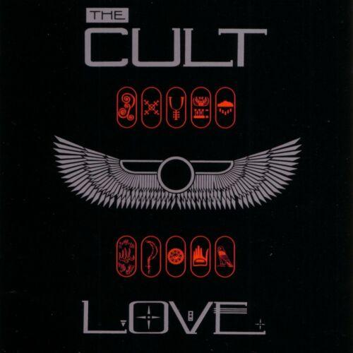 The CULT Love BANNER HUGE 4X4 Ft Fabric Poster Tapestry Flag album cover art