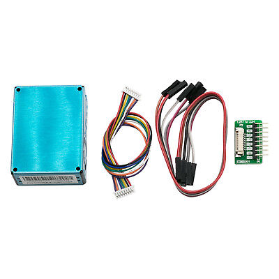 Digital Particle Concentration Laser Sensor Pms5003 Pm2.5 Pm10cable For Arduino