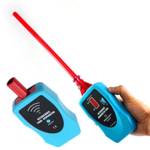 Ultrasonic Detect Tool Stethoscope Gas Liquid Leak Detector Noise Diagnosis Tool