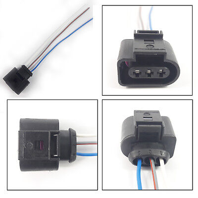 FORD EXTENSION WIRING HARNESS LOOM, PLUG, 3 PIN CONNECTOR