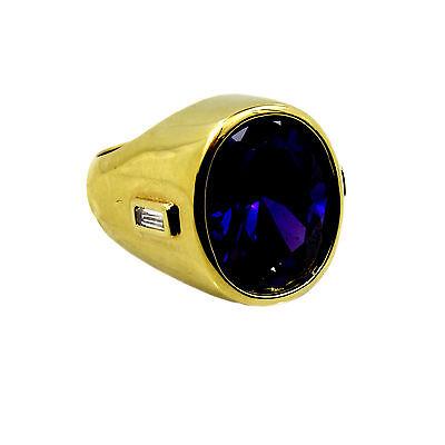 Elvis Presley - Amethyst Ring
