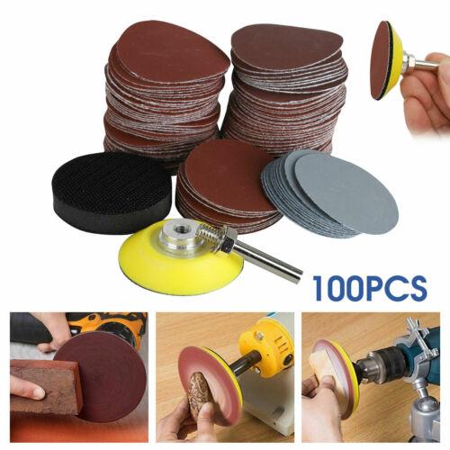 Disk Polishing aluminum oxide abrasive Soft Foam Buffering Pad