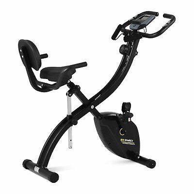 Bicicleta Estática Bici Indoor Para Entrenamiento En Casa Hasta 120 kg Plegable