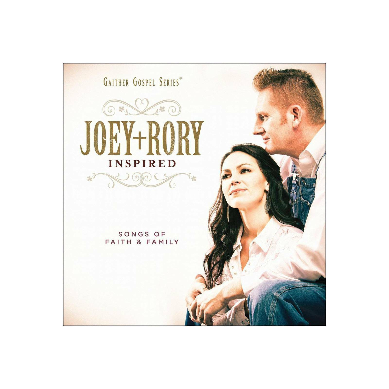 Joey Rory - Inspired CD 2013 Gaither Music Group Shd8776 MINT | eBay