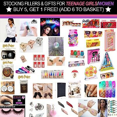 Christmas Eve Stocking Fillers Birthday Gifts present For HER TEENAGE GIRL WOMEN ()