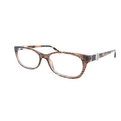 Versace 3164 Brown Womens Prescription Glasses Frame Eyeglasses 5G3