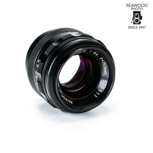El-Nikkor 150mm f/5.6 Enlarging Lens EXCELLENT