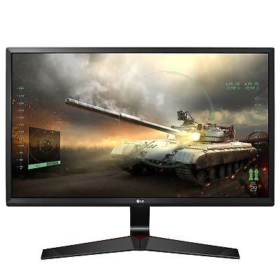 "LG 24MP59G-P 24"" 16:9 Full HD FreeSync IPS Gaming Monitor"