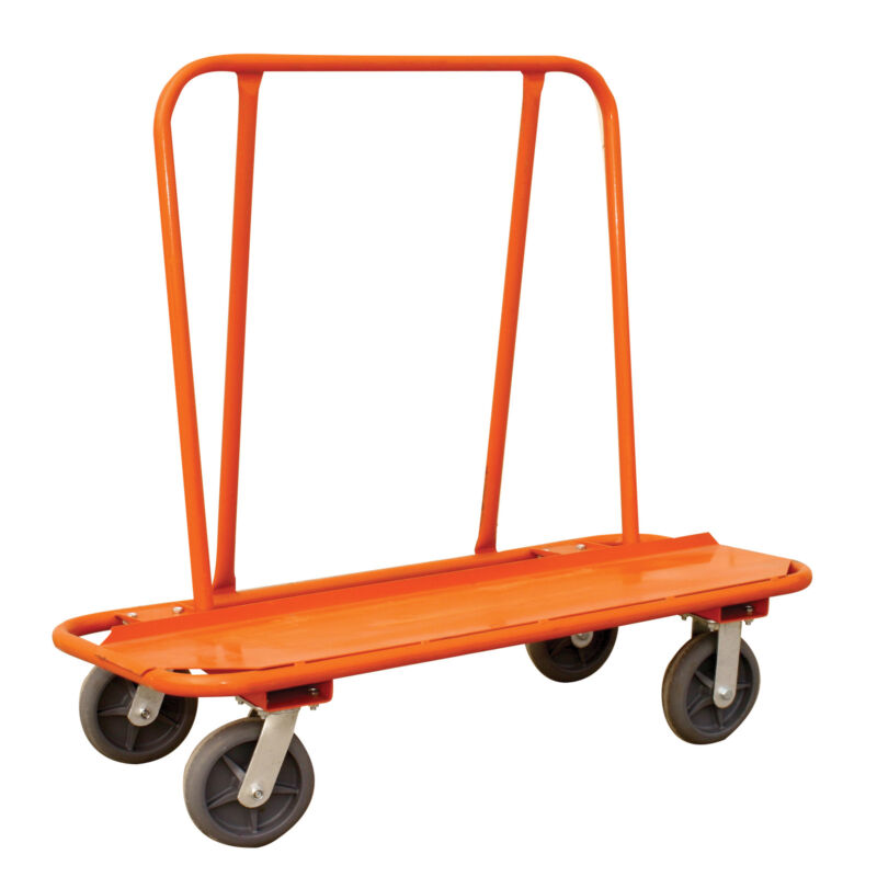 Drywall Cart Dolly for Sheetrock, Plywood, Wall Panels • Buy Quality. Be Safe.