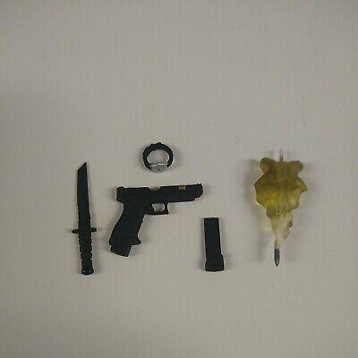 Mezco One 12 John Wick Pistol Knife Watch & Bullet Effect Only